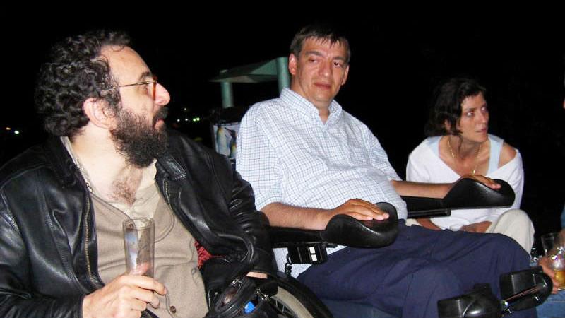 Javier Romañach y Alejandro R. Picavea (FVI).