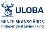 Logotipo de ULOBA Bente Skansgards - Independent Living Fund