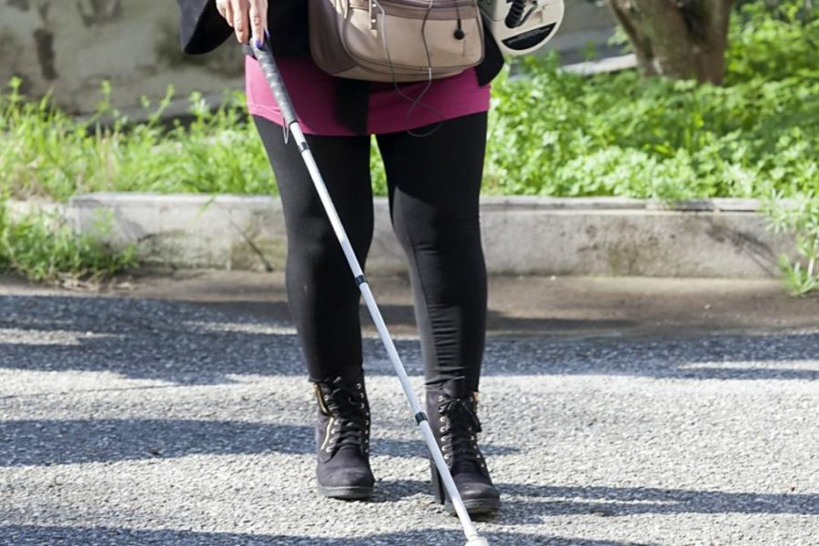 Personal assistance for visually impaired persons