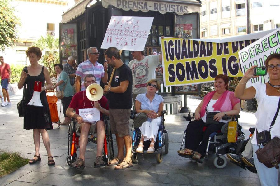 Apoyo de Viandalucía al Congreso